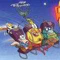 """""""Rockos modernes Leben"""": Erster Trailer zur Filmfortsetzung – Figuren landen im 21. Jahrhundert – Bild: Nickelodeon"""