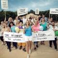 "Sat.1 sucht wieder ""The Biggest Loser"", kabel eins schickt Teenies in die Wildnis – Doku-Soaps starten Anfang Januar – Bild: Sat.1/Morris MacMatzen"
