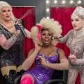 """""""The Diva in me"""": TVNOW verbindet Dragqueens mit Make-Over-Show – Auch Claudia Obert gehört zu den Teilnehmern – © TVNOW/Bernd-Michael Maurer"""