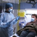 """The Good Doctor"": Deutschlandpremiere der vierten Staffel ab April – Das St. Bonaventure Hospital in der Corona-Krise – Bild: Sony Pictures TV"
