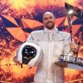 """38,5 Prozent! """"The Masked Singer""""-Finale spielt in einer eigenen Liga – """"Astronaut"""" Max Mutzke gewinnt erste Staffel der ProSieben-Show – Bild: ProSieben/Julia Feldhagen"""