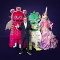 """""""The Masked Singer"""": Das sind die ersten drei neuen Masken – Monstronaut, Dinosaurier und Einhorn in vierter Staffel mit dabei – © ProSieben/Willi Weber"""
