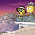 """[UPDATE] """"Die Simpsons"""": Maggie-Kurzfim kommt zu Disney+ – Kurzfilm lief in Kinos englischsprachiger Sender im Vorprogramm von Pixar-Film """"Onward"""" – Bild: @TheSimpsons/Twitter"""