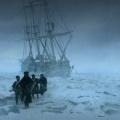 """""""The Terror"""": Blick hinter die Kulissen von Amazons neuem Entdecker-Thriller – Expedition ins lebensfeindliche Eis wird zum Höllentrip – Bild: AMC"""