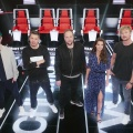 "Sat.1 dank ""The Voice"" und ""Luke!"" im Quotenglück – Tagessieg für Lindholm-""Tatort"", ""Grill den Profi"" bricht weiter ein – © obs/The Voice of Germany/Richard Hübner"
