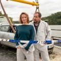 """""""Theresa Wolff"""": ZDF startet den """"Thüringenkrimi"""" – Nina Gummich und Thorsten Merten in den Hauptrollen – Bild: ZDF/Steffen Junghans"""