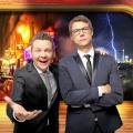 """Interview mit Tobias Mann und Christoph Sieber: """"Im Grunde wollen wir 'Böhmermann mit Quote' machen."""" – Neue Late-Night-Show """"Mann, Sieber!"""" ab Dienstag im ZDF – von Glenn Riedmeier – Bild: ZDF/Frank W. Hempel"""