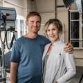"""Hebammen-Reihe mit Wolke Hegenbarth und Leo Reisinger geht weiter – """"Toni, männlich, Hebamme"""" wird fortgesetzt – Bild: ARD Degeto/Raymond Roemke"""