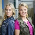"""""""Beste Schwestern"""": Neue Mirja-Boes-Comedy verliert sich in Klamauk – Review – RTL-Serienstart wirkt aus der Zeit gefallen – © MG RTL D / Guido Engels"""