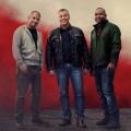 """""""Top Gear"""" nimmt im März zweiten Anlauf auf den Reboot – Matt LeBlanc moderiert mit Chris Harris und Rory Reid – Bild: BBC two"""