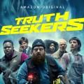 """""""Truth Seekers"""": Gruselkomödie mit Nick Frost und Simon Pegg kommt nicht auf Touren – Review – Es witzelt und gruselt in der neuen Serie von Prime Video – © Prime Video"""