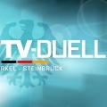 """Mehr als 17 Millionen Zuschauer sahen das """"TV-Duell"""" – Merkel und Steinbrück überzeugten zumindest aus Quotensicht – © RTL"""