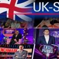UK-Show-Special: 16 Highlights des britischen Fernsehens – Ausführliche Vorstellung inklusive zahlreicher Videoclips – von Glenn Riedmeier