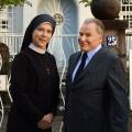 """""""Um Himmels Willen"""": Kampf ums Kloster Kaltenthal geht weiter – Drehstart zur 19. Staffel – Bild: ARD/Barbara Bauriedl"""
