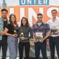 """""""Unter uns"""": Antonia Michalsky und Timothy Boldt zu besten Schauspielern gewählt – Ergebnisse der Abstimmung bei Fantreffen verkündet – Bild: MG RTL D / Bernd-Michael Maurer"""