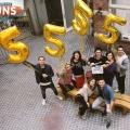 """""""Unter uns"""": RTL-Daily-Soap feiert 5555. Folge – Jubiläum für die Bewohner der Schillerallee – Bild: RTL"""