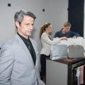 """""""Unter uns"""" bekommt einen neuen Bösewicht – Jens Hajek als Familienvater mit dunklem Geheimnis – Bild: RTL/Stefan Behrens"""