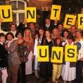 """""""Unter uns"""": Fanclub-Aktionen zum 25-jährigen Jubiläum – Versteigerungen, Fanmagazine und Starwahl – Bild: RTL"""