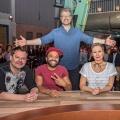 """""""Was ist das denn?"""": BR verschiebt Start neuer Comedyshow auf unbestimmte Zeit – Maxi Gstettenbauers Panelshow bleibt vorerst im Schrank – Bild: BR/Philipp Kimmelzwinger"""