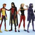 """""""Young Justice"""": Vierte Staffel erhält ihren Titel – Verwertungsplattform der neuen Folgen weiterhin offen – © DC Universe"""
