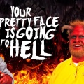 """Your Pretty Face Is Going to Hell"": Deutschlandpremiere bei TNT Serie – Tollpatschiger Dämon auf Seelenfang – Bild: adult swim"