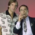 """""""Zurück in die Vergangenheit""""-Schöpfer hat Filmfortsetzung geschrieben – Scott Bakula und Donald P. Bellisario trafen in L.A. aufeinander – Bild: NBC"""