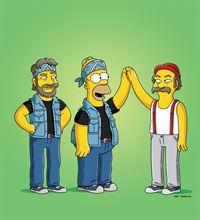 """""""Die Simpsons"""", """"Ein Sommernachtstrip."""" Während Homer zufällig als Komiker Karriere macht und auf Tour geht, säubert Marge gemeinsam mit anderen Helfern das Haus der Katzenfrau Eleanor Abernathy. In Marge erwacht der Messie, denn sie findet viele Dinge einfach zu schade zum Wegwerfen und hortet sie in ihrem eigenen Haus. Rasch ist auch dieses vermüllt und Homer soll seine Frau wieder zur Vernunft bringen. – Bild: ORF eins"""