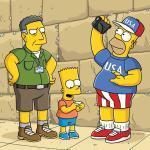 Simpson und Gomorrha (Staffel 21, Folge 16) – Bild: ORF eins