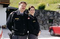 Ferry Öllinger (Kroisleitner), Marion Rottenhofer (Petra). – Bild: ORF2