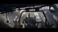 Die trandoshanischen Jäger machen sich auf die Suche nach den entflohenen Jedis. – © Super RTL