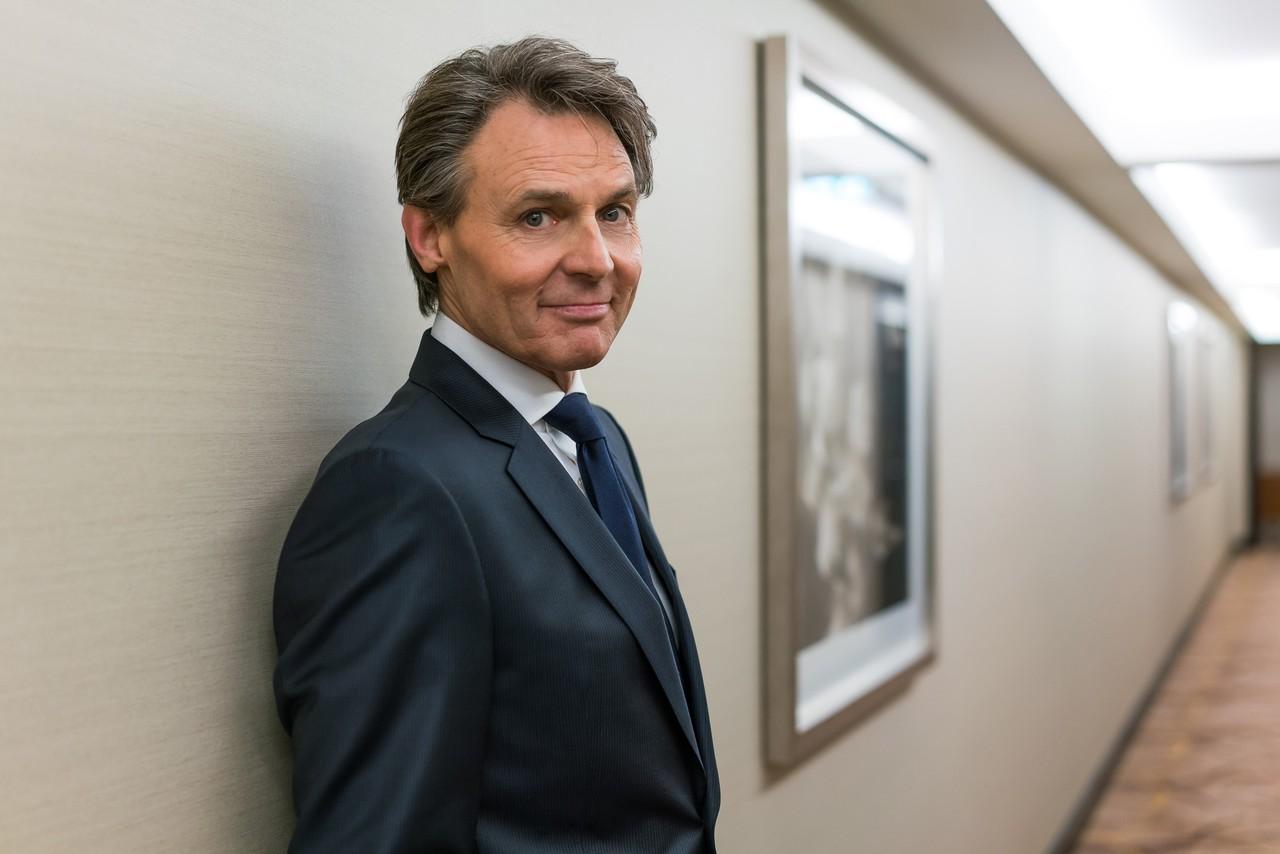 Wolfgang Bahro ist Jo Gerner RTL/Sebastian Geyer