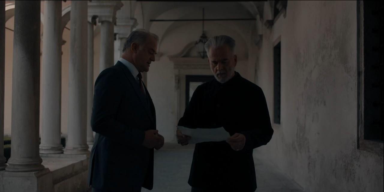 Knox (Owen Teale) und Gerbert (Trevor Eve) kommen dem Buch des Lebens immer näher. Sky One