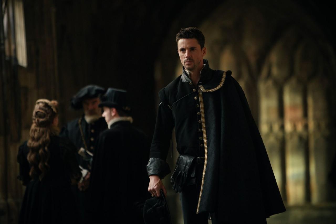 Matthew (Matthew Goode) muss sich seiner Vergangenheit stellen. Sky One