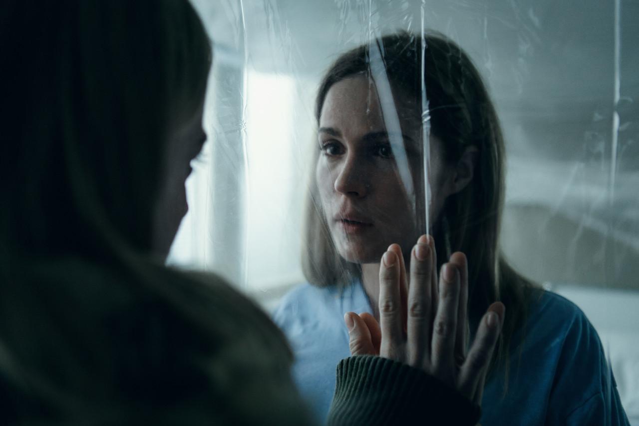 Trägt das Virus in sich: Ninas Schwester Marita (Pihla Viitala) ZDF/Hannele Majaniemi