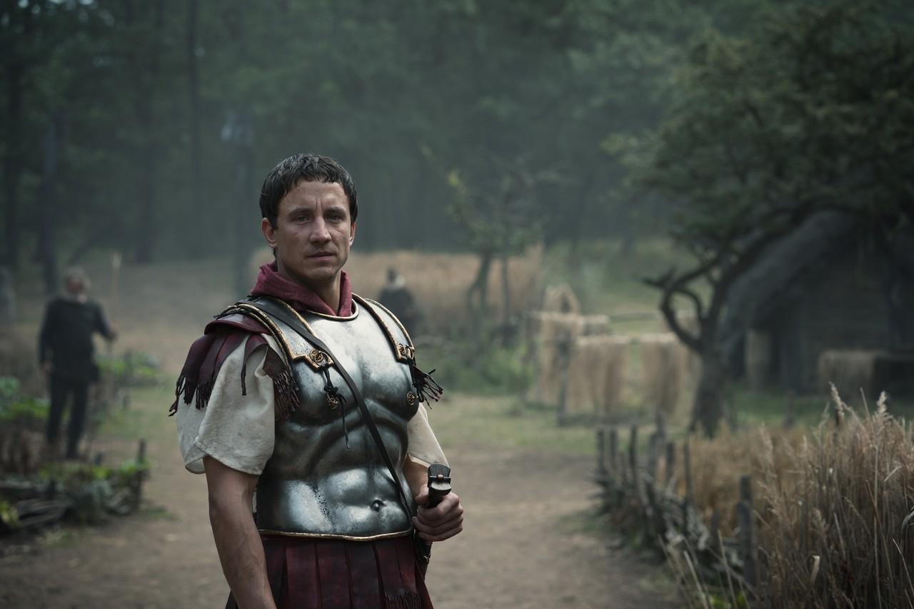 Arminius (Laurence Rupp) ist ein Fremder im eigenen Land. Netflix/Schröder+Schömbs Public Relations GmbH