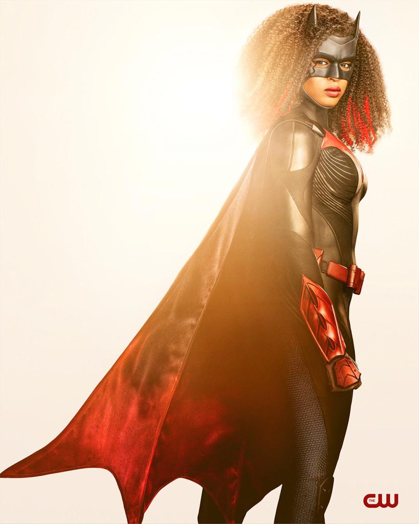"""Javicia Leslie als Ryan Wilder in der zweiten Staffel von """"Batwoman"""" Nino Muñoz/The CW"""