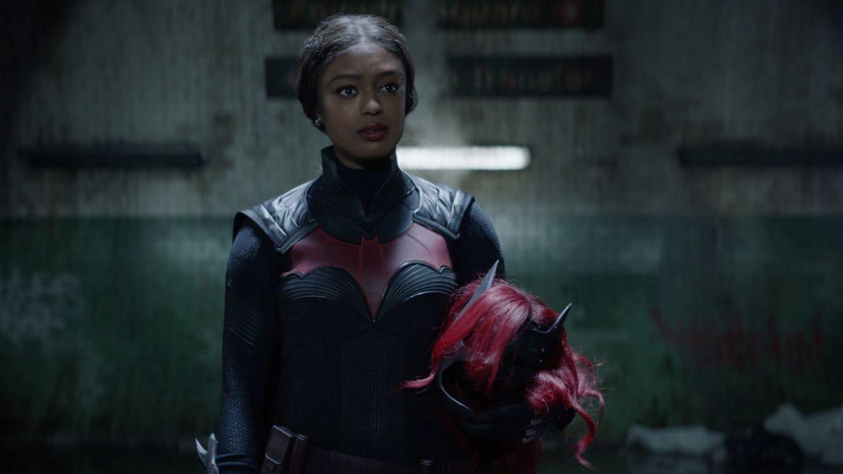 "Ohne Maske: Ryan Wilder (Javicia Leslie) in ""Batwoman"" The CW"