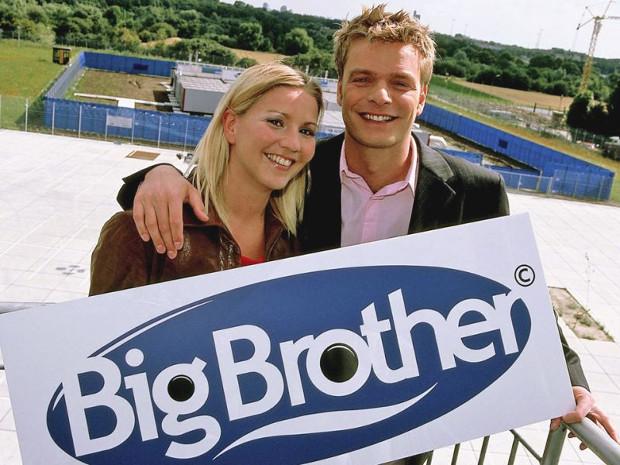 """Aleksandra Bechtel und Oliver Geissen moderierten die zweite und dritte """"Big Brother""""-Staffel RTL Zwei"""