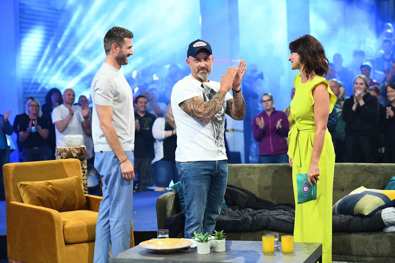 """Zlatko, Kultbewohner der ersten Staffel, kehrte 2019 in """"Promi Big Brother"""" zurück Sat.1/Willi Weber"""