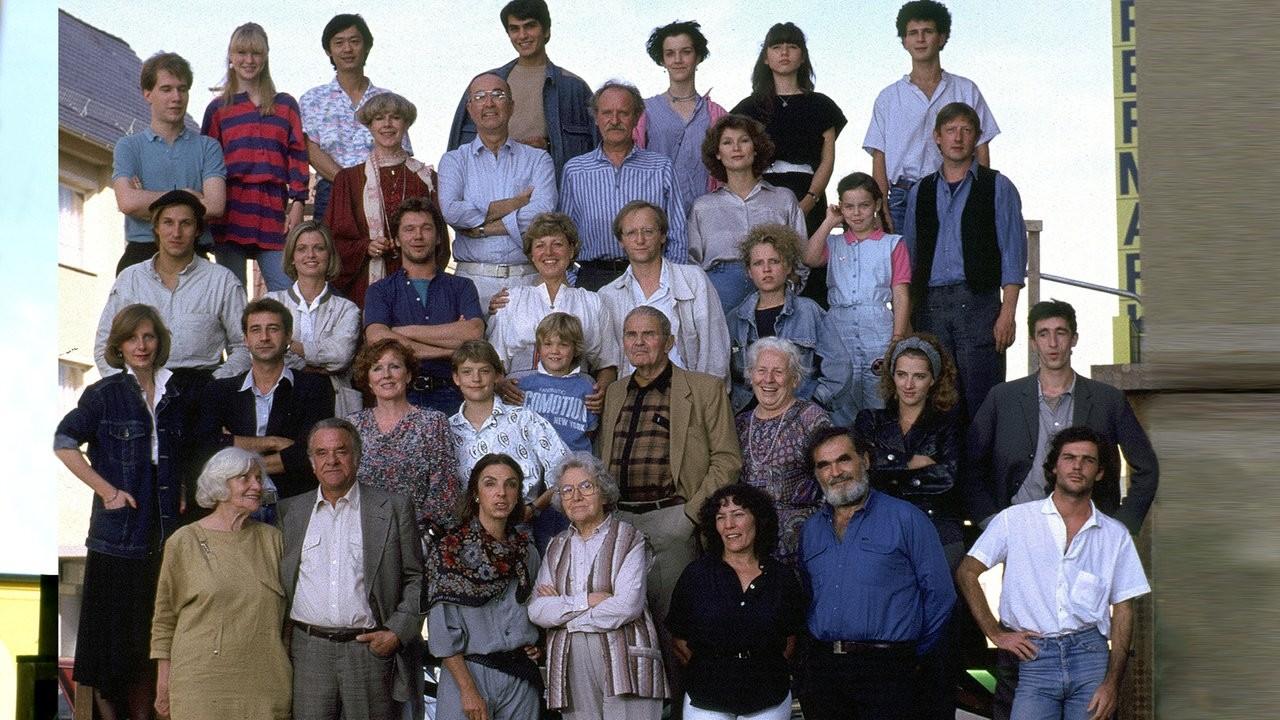 Das Ensemble im Anfangsjahr 1985 gff/WDR