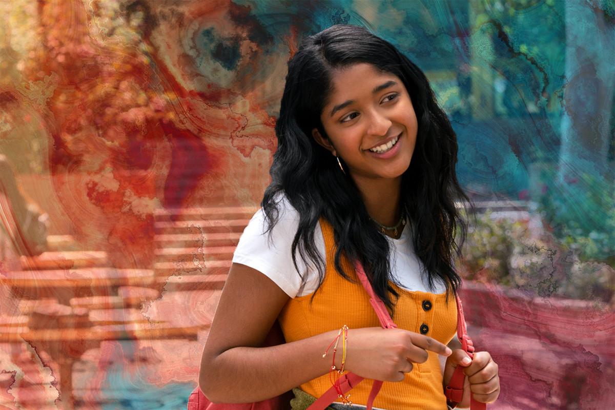 """Platz 9: """"Noch nie in meinem Leben…"""" (Netflix). Die Highschool-Dramedy des Jahres – mitentwickelt von """"The Office""""-Star Mindy Kaling. Mit der 15-jährigen Devi (absolut großartig: Maitreyi Ramakrishnan) im Zentrum geht es hier nicht nur um die typischen Teenieserienthemen (bekommt sie den heißesten Boy der Schule?), sondern auch um Fragen der Herkunft und private Tragödien. Devi selbst kommt aus einer indischstämmigen Familie, auch ihr Freundeskreis rekrutiert sich nicht aus dem weißen Amerika, und nach dem Tod ihres Vaters zu Beginn der Serie gerät sie in eine heftige Krise. Dann ist da noch Tennis-Legende John McEnroe, der Held von Devis Vater: Ihn zum Erzähler der Serie zu machen, ist nur einer der vielen Geniestreiche der Macher. Die zehn Episoden sind so unterhaltsam, rührend und erfrischend ehrlich geraten, dass ich die zweite Staffel schon herbeisehne. Netflix"""