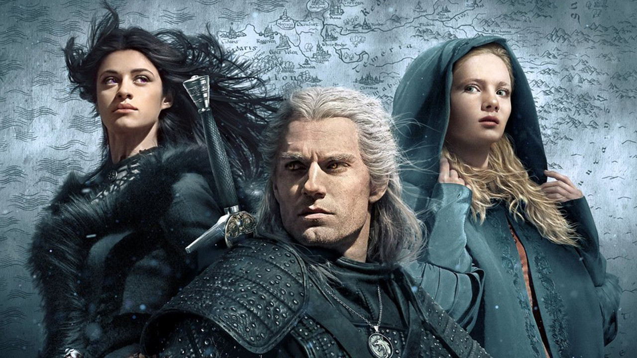 """Top: """"The Witcher"""" (Netflix)Netflix hat mit seiner neuen Fantasyserie """"The Witcher"""" mit Henry Cavill als Hexer Geralt von Riva auf Monsterjagd einen sensationellen Serienhit abgeliefert, der auch international als eine der besten und meistgeschauten Serien des Jahres gilt. Beflügelt von dem Erfolg baut der Streamingdienst bereits ein neues Universum rund um die Hexer-Saga auf, basierend auf den Büchern von Andrzej Sapkowski sowie einer populären Videospielreihe. Zwar gab es in diesem Jahr auch bedingt durch die Corona-Pandemie noch nichts Neues zu sehen, doch das soll sich im nächsten Jahr ändern, wenn neben der zweiten Staffel auch ein Anime-Film mit dem Titel """"The Witcher: Nightmare of the Wolf"""" an den Start gehen wird. Darüber hinaus wurde bereits eine Prequel-Serie mit dem Titel """"The Witcher: Blood Origin"""" bestätigt. Hauptdarsteller Henry Cavill hat sich übrigens mit der Rolle des Hexers einen Herzenswunsch erfüllt. (Kritik zu """"The Witcher"""")Netflix"""