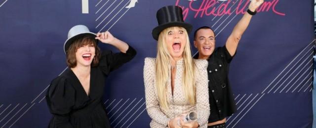 """Heidi Klums Modelsuche sorgte auch 2020 für fantastische Quoten. Die 15. Staffel von """"Germany's Next Topmodel"""" wurde im Schnitt von 2,38 Millionen Zuschauern verfolgt. In der jungen Zielgruppe der 14- bis 49-Jährigen kamen überragende 18,1 Prozent Marktanteil zustande. ProSieben/Richard Hübner"""