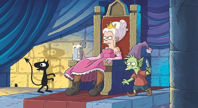 Prinzessin Bean sieht sich in die Erwartungen ihres Vaters gedrückt und rebelliert, so gut sie kann