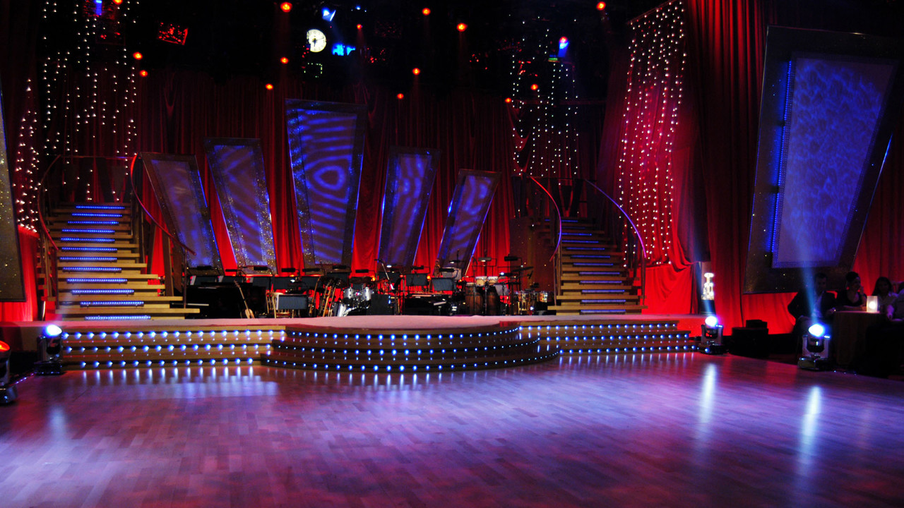 """Der Tanzsaal des Quotenhits """"Strictly Come Dancing"""" (2004) BBC"""