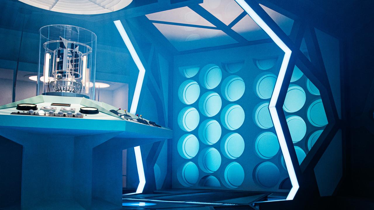 """Ein Blick in die moderne TARDIS aus """"Doctor Who"""" (2019) BBC"""