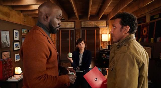Als David (Mike Colter) und Ben (Aasif Mandvi) ihren nächsten Fall erhalten, ist Kristen Bouchard (Katja Herbers) wieder mit dabei.