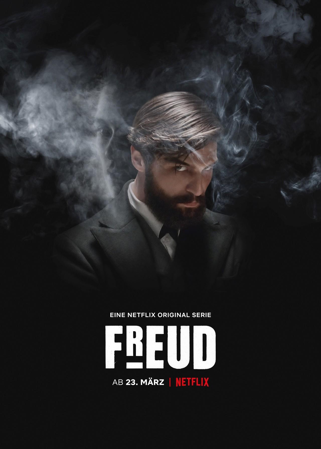 "Poster zur Serie ""Freud"" Netflix"