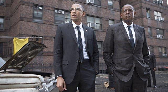 Malcolm X (Nigél Thatch) und Bumpy Johnson (Forest Whitaker) könnten sich gegen die Genovese-Familie verbünden.