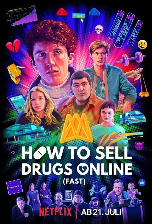 Plakat zur zweiten Staffel Netflix